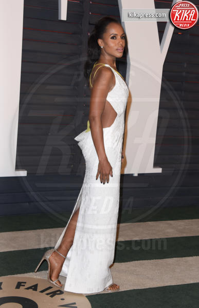 Kerry Washington - Beverly Hills - 28-02-2016 - Oscar 2016: il tradizionale party Vanity Fair