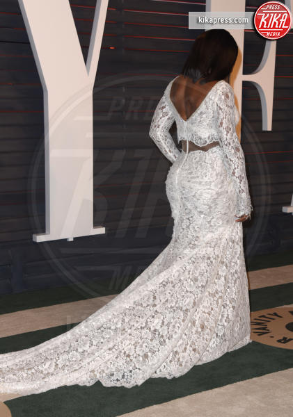Serena Williams - Beverly Hills - 28-02-2016 - Oscar 2016: il tradizionale party Vanity Fair
