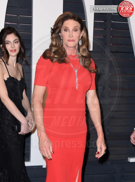 Caitlyn Jenner - Beverly Hills - 28-02-2016 - Oscar 2016: il tradizionale party Vanity Fair