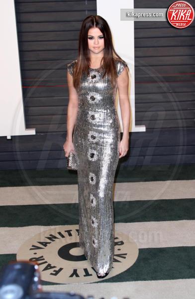 Selena Gomez - Los Angeles - 28-02-2016 - Oscar 2016: il tradizionale party Vanity Fair