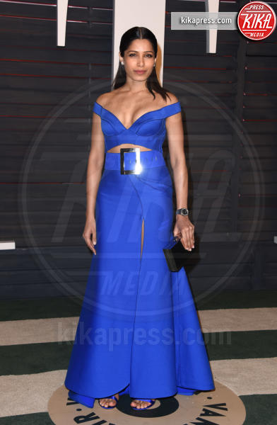 Freida Pinto - Beverly Hills - 28-02-2016 - Da modella ad attrice: quando il trampolino è la passerella