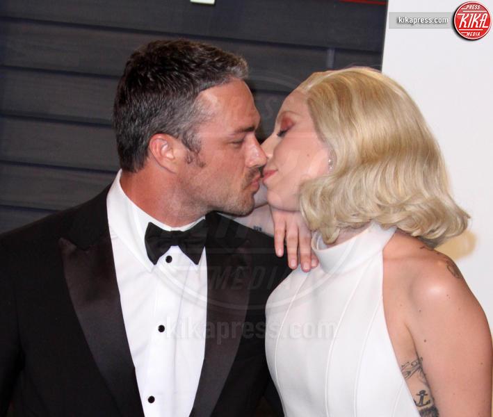 Taylor Kinney, Lady Gaga - Los Angeles - 28-02-2016 - Lady Gaga e Taylor Kinney si sono lasciati