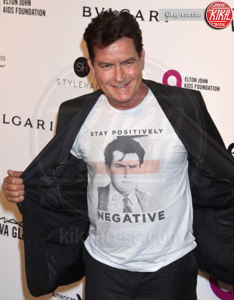 Charlie Sheen - West Hollywood - 28-02-2016 - Sheen avrebbe tentato di assoldare un killer per uccidere l'ex