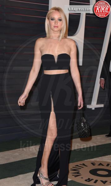 Jennifer Lawrence - Beverly Hills - 28-02-2016 - Jennifer Lawrence e Darren Aronofsky: c'è il bacio