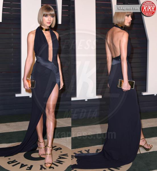 Taylor Swift - Los Angeles - 29-02-2016 - Chi lo indossa meglio, Taylor Swift o Andreja Pejic?