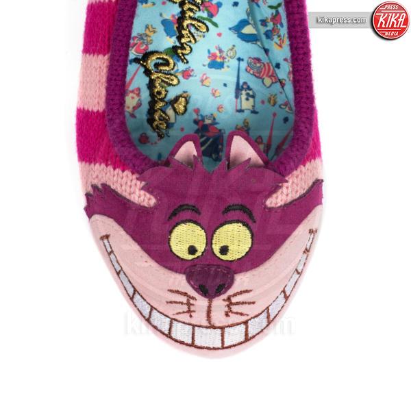 Alice nel paese delle meraviglie, Scarpe Irregular Choice - 29-02-2016 - Le scarpe? Sceglietele... con lo Stregatto!