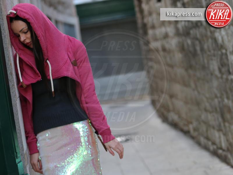 Nina Moric - Croazia - 24-01-2016 - Nina Moric, provocatoria sui social, provocante nella vita vera!