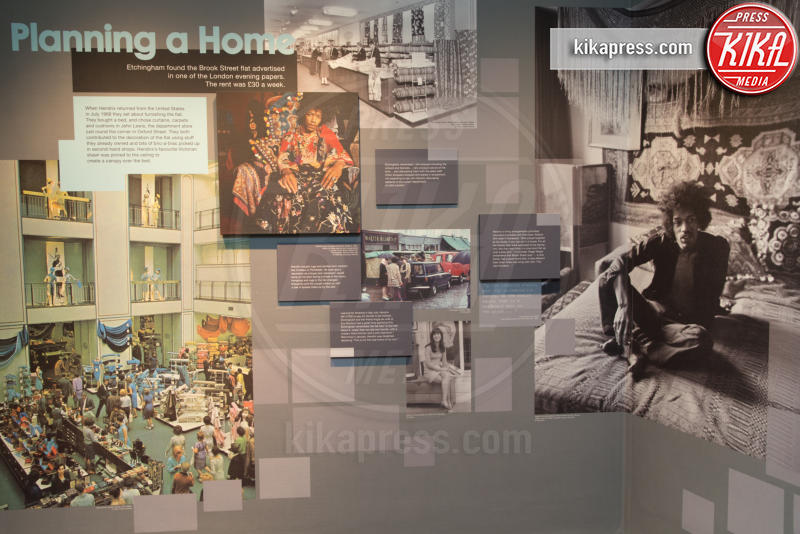 Casa Jimi Hendrix - Londra - 08-02-2016 - Jimi Hendrix, la sua casa è diventata un museo