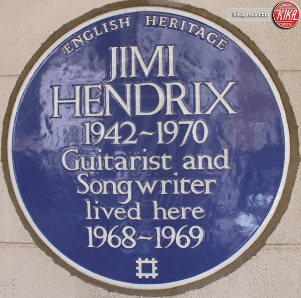 Handel & Hendrix, Casa Jimi Hendrix - Londra - 23-07-2010 - Jimi Hendrix, la sua casa è diventata un museo