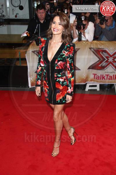 Cheryl Fernandez-Versini - Londra - 26-08-2015 - Le celebrity? Sul red carpet e fuori sono regine di... fiori!