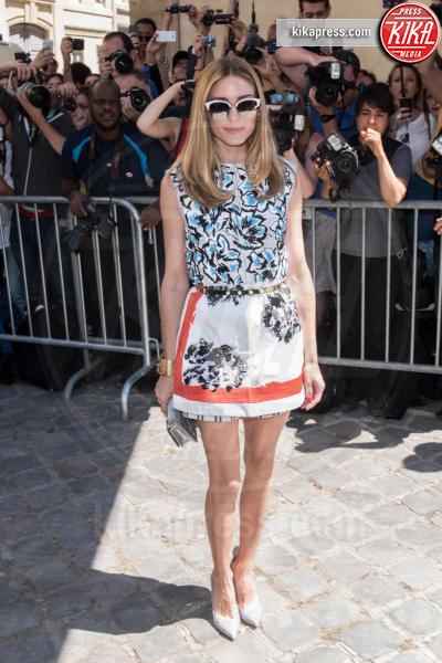 Olivia Palermo - Parigi - 06-07-2015 - Le celebrity? Sul red carpet e fuori sono regine di... fiori!
