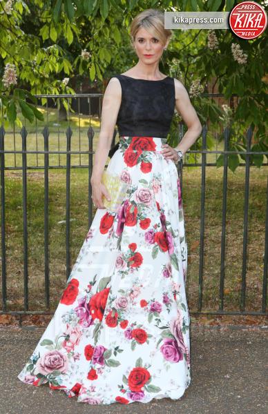 Emelia Fox, Emilia Fox - Londra - 02-07-2015 - Le celebrity? Sul red carpet e fuori sono regine di... fiori!