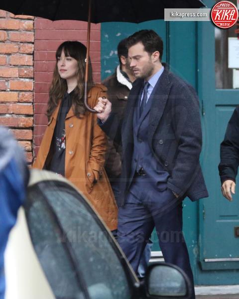 Jamie Dornan, Dakota Johnson - Vancouver - 01-03-2016 - 50 Sfumature di Nero riaccende la passione tra Grey e Anastasia