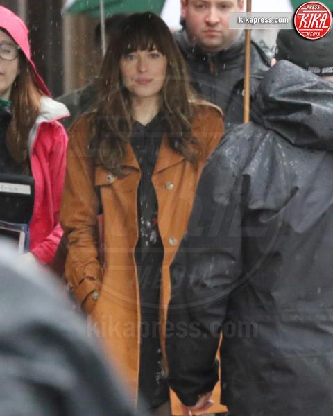 Dakota Johnson - Vancouver - 01-03-2016 - 50 Sfumature di Nero riaccende la passione tra Grey e Anastasia