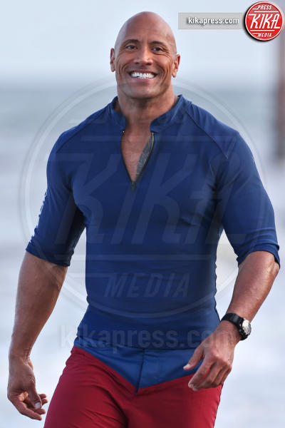 Dwayne Johnson - Miami - 01-03-2016 - La Disney scatenata, in arrivo molti nuovi film