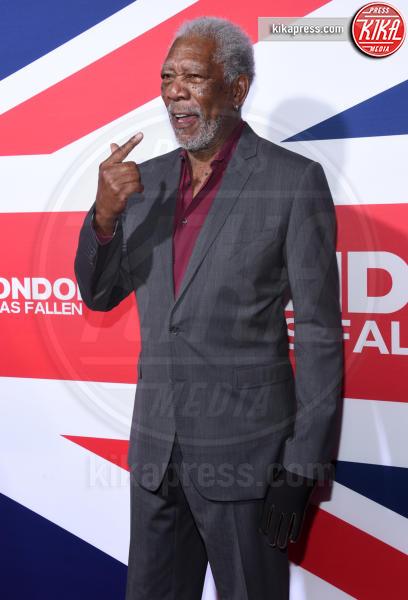 Morgan Freeman - Hollywood - 01-03-2016 - La mano sinistra di Morgan Freeman è paralizzata