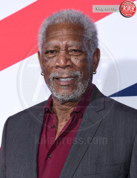 Morgan Freeman - Hollywood - 01-03-2016 - Hollyweed: ecco le star che conoscono bene... la