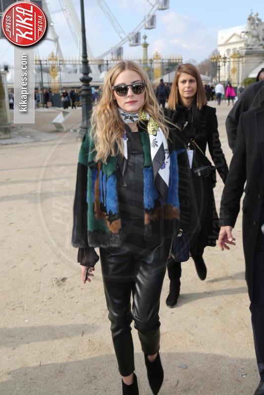Olivia Palermo - Parigi - 05-03-2016 - Chiara Ferragni, una garanzia alle sfilate parigine