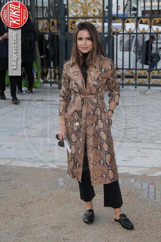 Miroslava Duma - Parigi - 05-03-2016 - Chiara Ferragni, una garanzia alle sfilate parigine