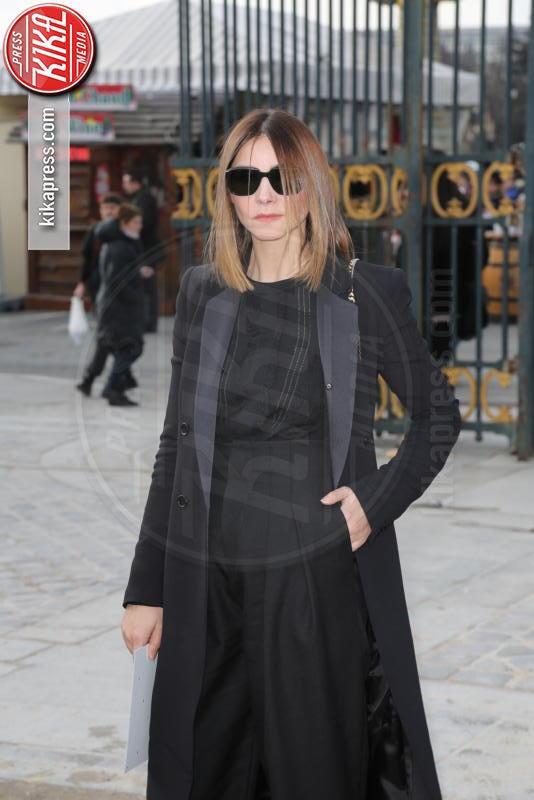 Clotilde Courau - Parigi - 05-03-2016 - Chiara Ferragni, una garanzia alle sfilate parigine