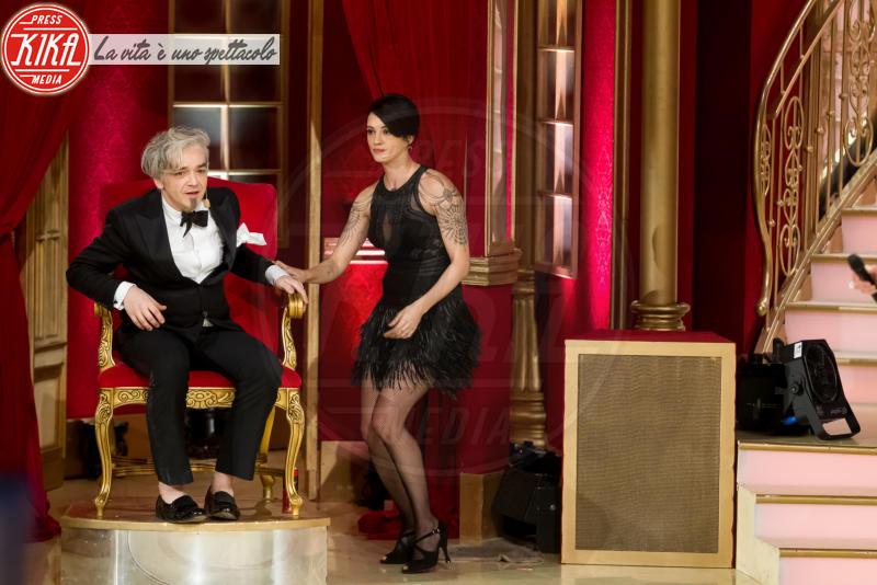 Morgan, Asia Argento - Roma - 06-03-2016 - Morgan sfrattato chiede aiuto ad Asia Argento e Jessica Mazzoli