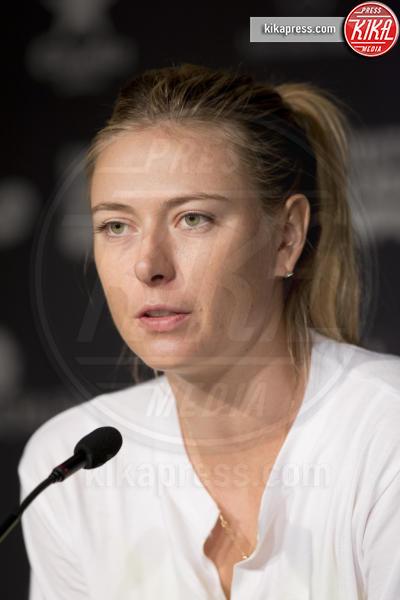 Maria Sharapova - Madrid - 06-05-2015 - Maria Sharapova sospesa per due anni