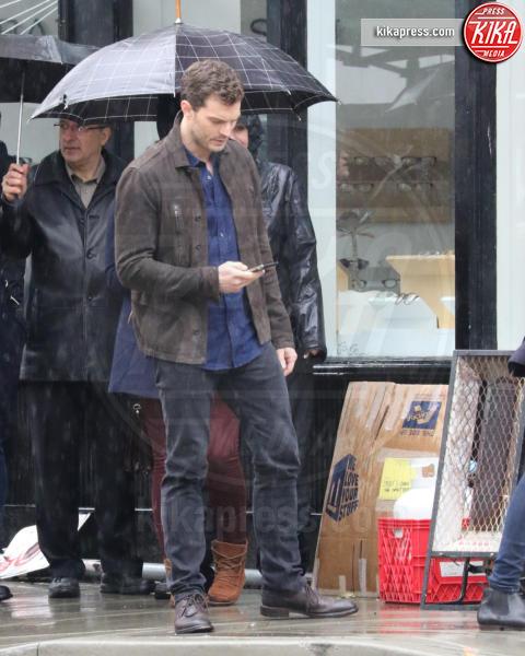 Jamie Dornan - Vancouver - 07-03-2016 - Cinquanta Sfumature di Pioggia a Vancouver
