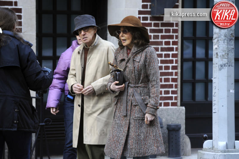 Elaine May, Woody Allen - New York - 07-03-2016 - Miley Cyrus protagonista della serie tv di Woody Allen su Amazon