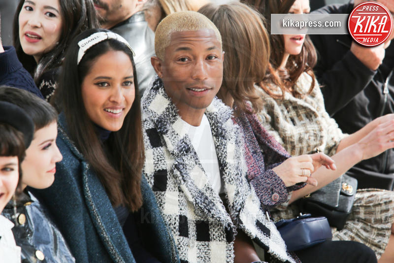 Helen Lasichanh, Pharrell Williams - Parigi - 08-03-2016 - E luce fu! La villa a cielo aperto di Pharrell Williams