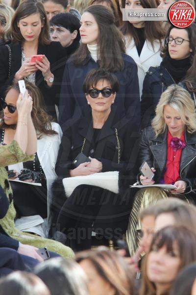 Kris Jenner - Parigi - 08-03-2016 - Jada Pinkett Smith e la figlia Willow alla sfilata Chanel