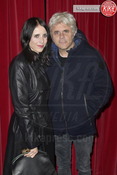 SUSY LAUDE, Dino Abbrescia - Roma - 08-03-2016 - Modigliani e le sue donne: Marco Bocci è l'artista
