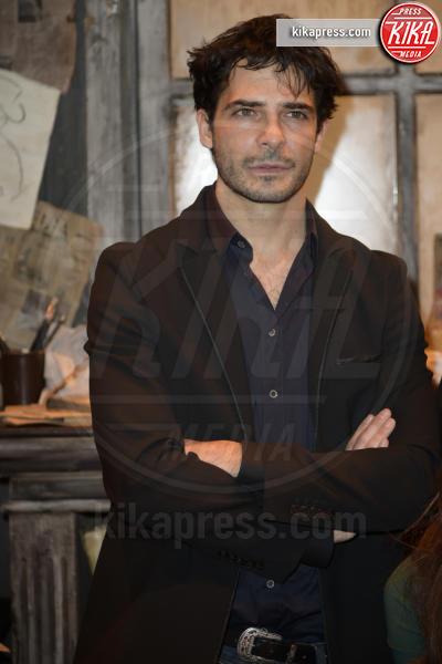 Marco Bocci - Roma - 08-03-2016 - Modigliani e le sue donne: Marco Bocci è l'artista