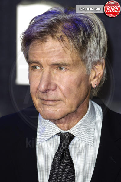 Harrison Ford - Londra - 16-12-2015 - Il dramma di Harrison Ford: