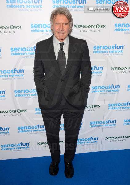 Harrison Ford - Londra - 04-11-2014 - Il dramma di Harrison Ford: