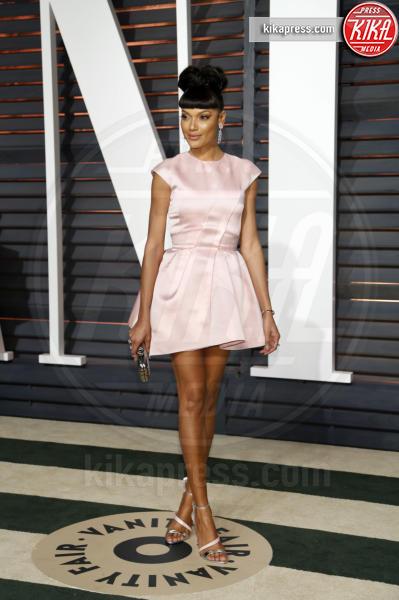 Selita Ebanks - Beverly Hills - 22-02-2015 - Chi lo indossa meglio? Kendall Jenner e Selita Ebanks