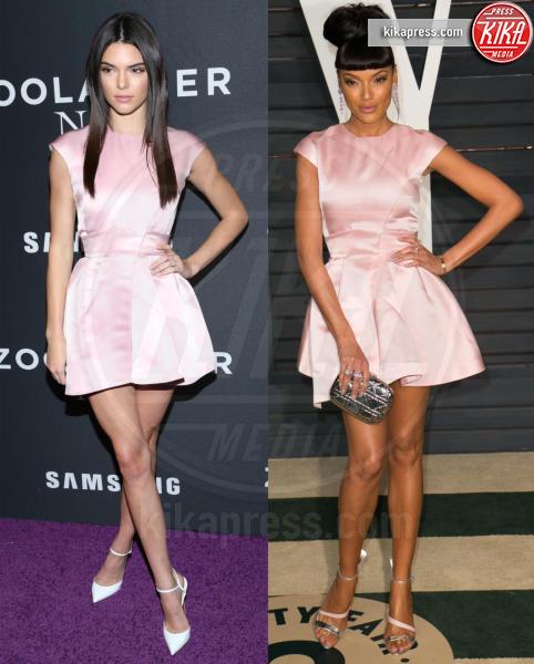 Kendall Jenner, Selita Ebanks - 09-03-2016 - Chi lo indossa meglio? Kendall Jenner e Selita Ebanks