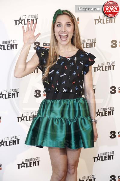 Lucilla Agosti - Milano - 10-03-2016 - Italia's got talent, dove il talento è di casa!