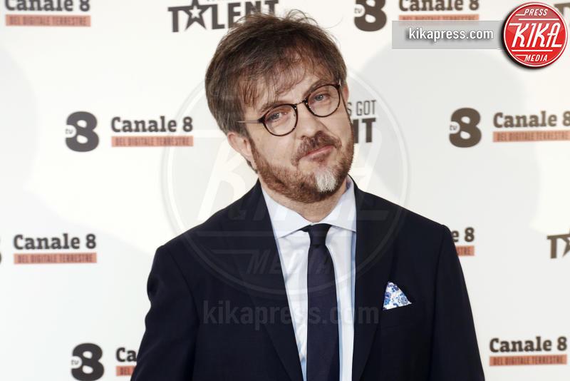 Rocco Tanica - Milano - 10-03-2016 - Italia's got talent, dove il talento è di casa!