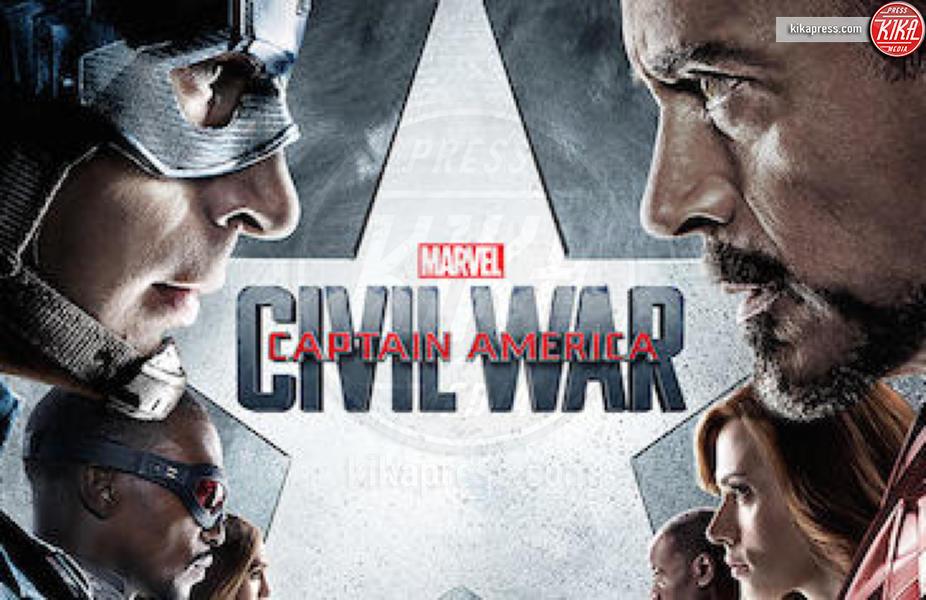 Captain America: Civil War - 11-03-2016 - Captain America: Civil War, il secondo trailer del film