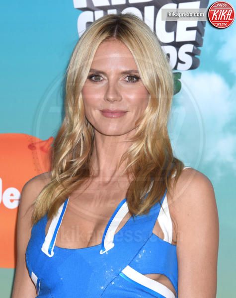 Heidi Klum - Inglewood - 12-03-2016 - Heidi Klum splendida in Versace ai Kids' Choice Awards
