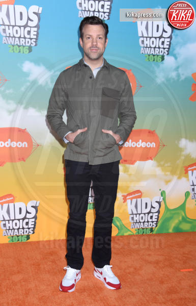 Jason Sudeikis - Inglewood - 12-03-2016 - Heidi Klum splendida in Versace ai Kids' Choice Awards