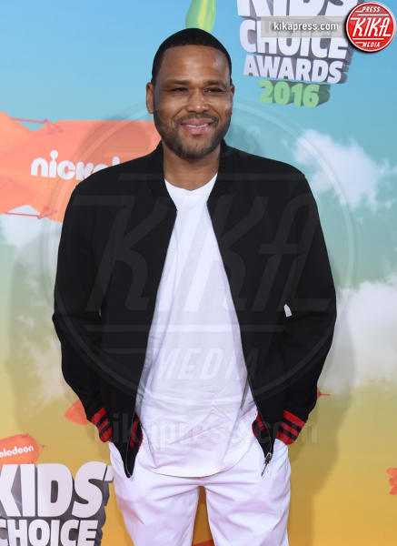 Anthony Anderson - Los Angeles - 12-03-2016 - Emmy Awards 2016, tutte le nomination