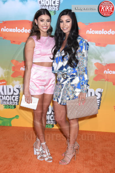 Kalani Hilliker - Inglewood - 12-03-2016 - Heidi Klum splendida in Versace ai Kids' Choice Awards