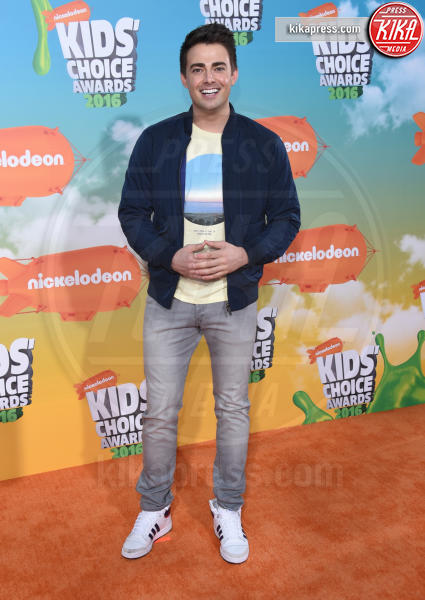 Jonathan Bennett - Los Angeles - 12-03-2016 - Heidi Klum splendida in Versace ai Kids' Choice Awards