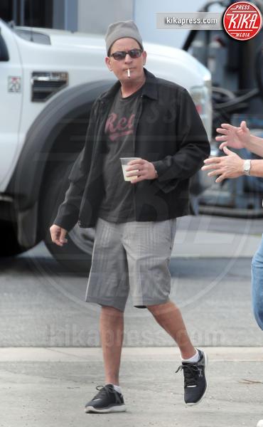 Charlie Sheen - Los Angeles - 11-03-2016 - Sheen avrebbe tentato di assoldare un killer per uccidere l'ex