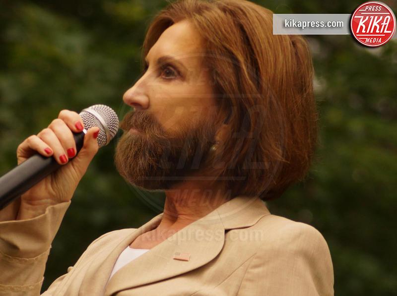 Carly Fiorina - Salt Lake City - 10-03-2016 - Usa, vuoi diventare presidente? Tagliati la barba!