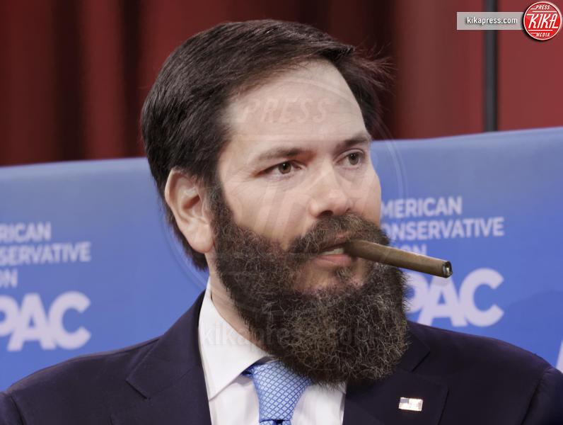 Marco Rubio - Salt Lake City - 10-03-2016 - Usa, vuoi diventare presidente? Tagliati la barba!