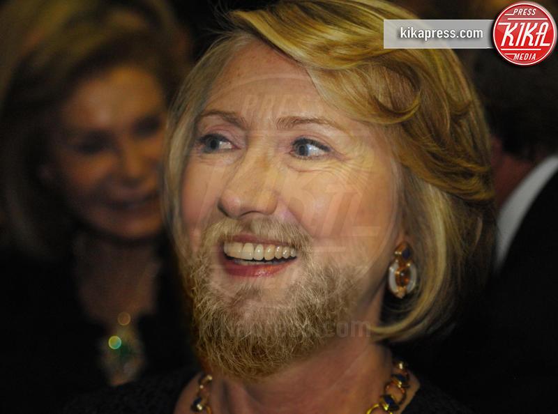 Hillary Clinton - Salt Lake City - 10-03-2016 - Usa, vuoi diventare presidente? Tagliati la barba!