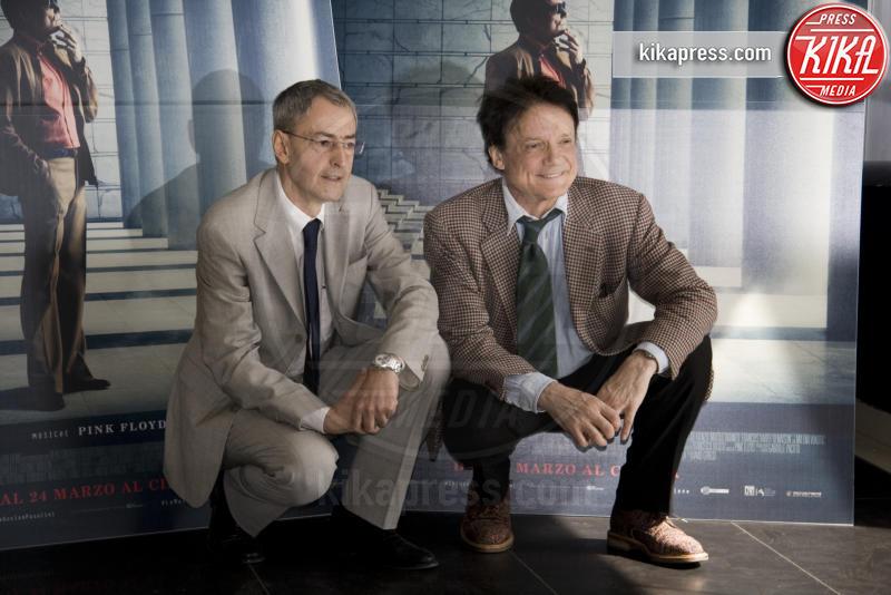 David Grieco, Massimo Ranieri - Roma - 14-03-2016 - La Macchinazione, al cinema dal 24 marzo