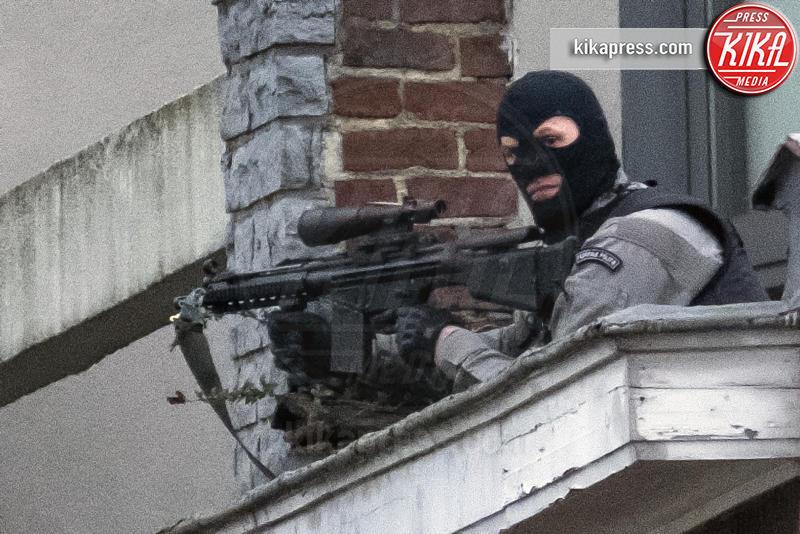 Bruxelles - Bruxelles - 15-03-2016 - Stragi di Parigi, torna l'incubo terrorismo a Bruxelles